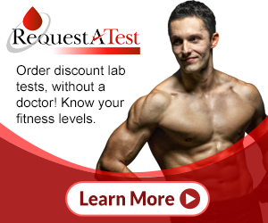 mens blood testing