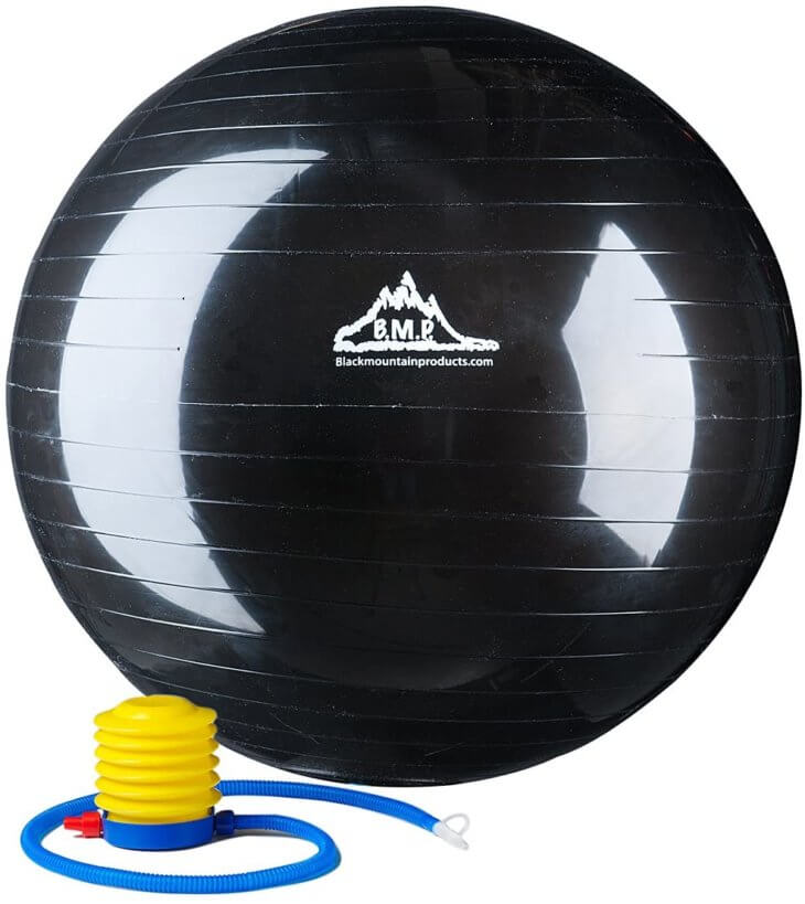 Black Mountain Products Stability Ball
