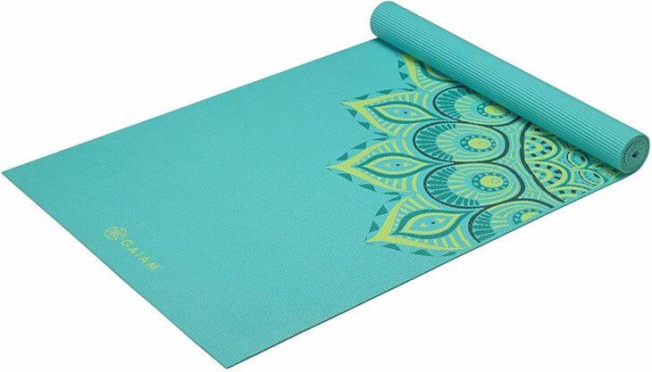 Gaiam Yoga Mat Premium 6mm
