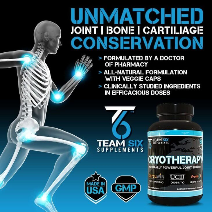 T6 Cryotherapy Joint Supplement