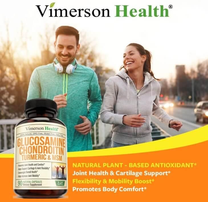 Vimerson Health Joint Supplement