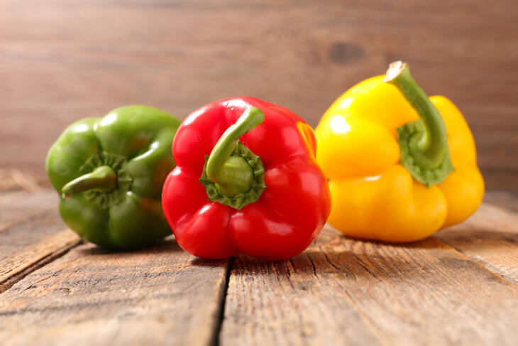 bell peppers weight loss