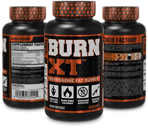 burn xt thermogenic