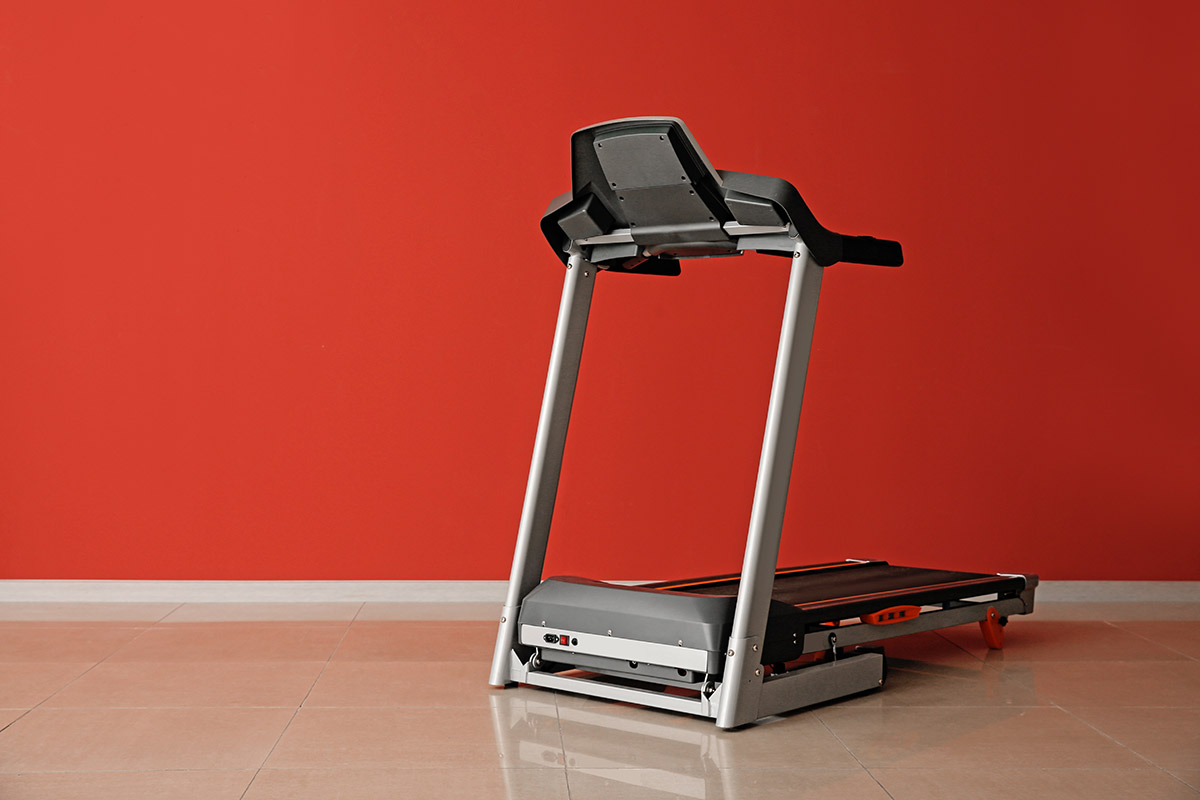 buying treadmill