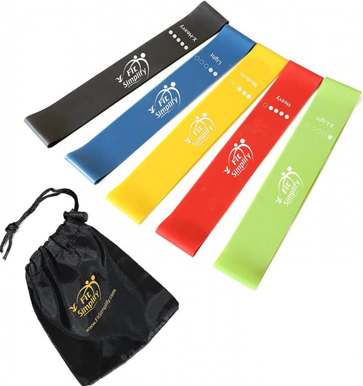 Fit Simply Resistance Bands