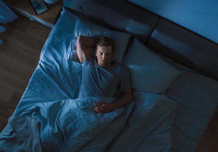fitness recovery sleep