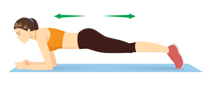 Forearm Plank Abs