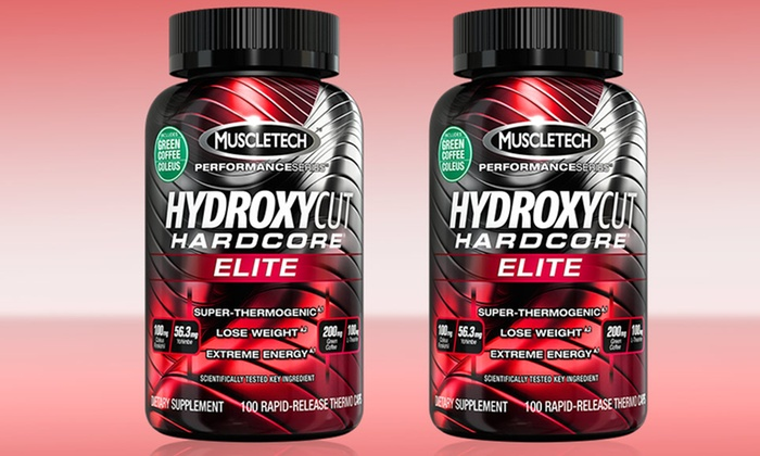 hydroxycut elite weigh loss supplement