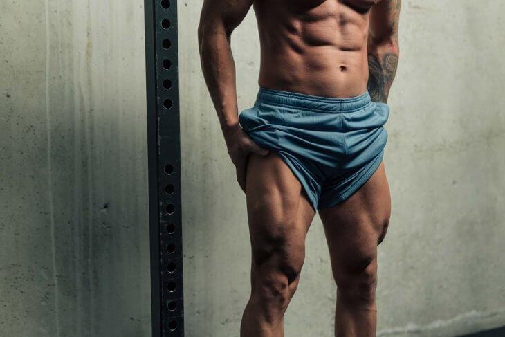 Leg Muscles Strengthening