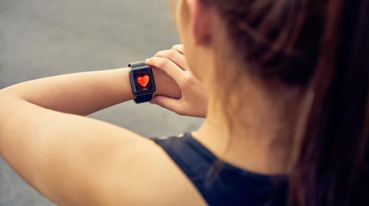 Running Heart Benefits Watch