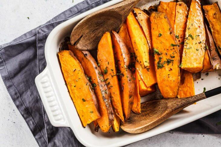 sweet potato oven