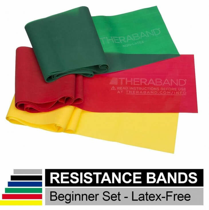Theraband Therapy Bands
