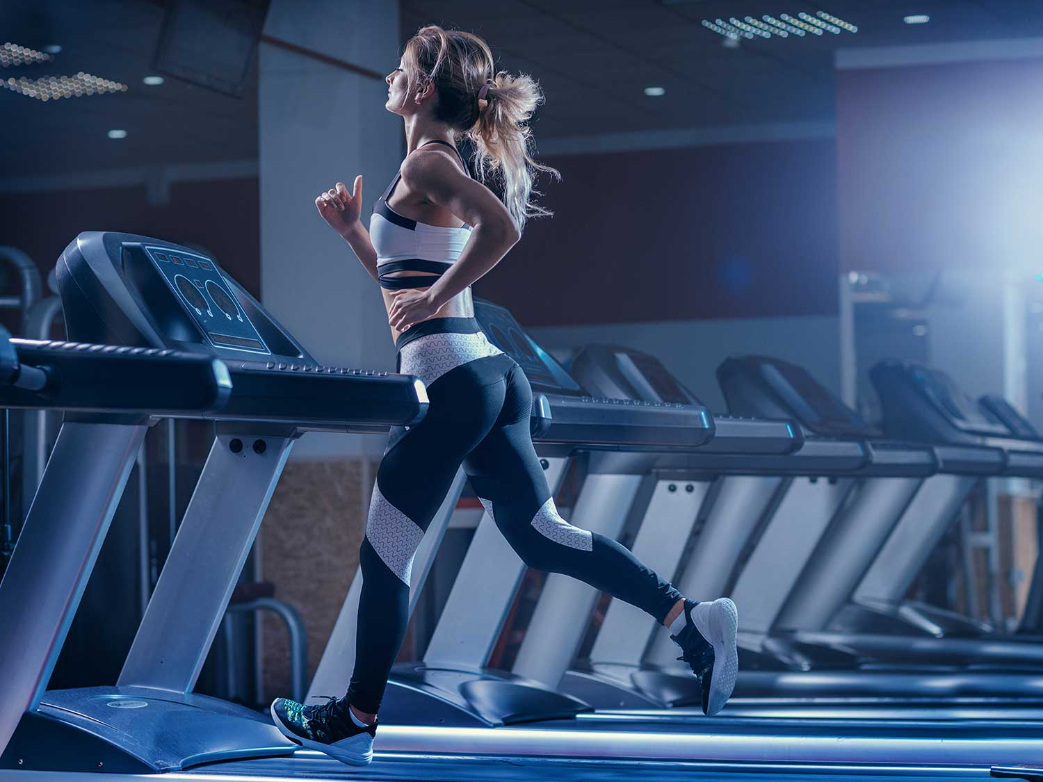 Treadmill Running Benefits