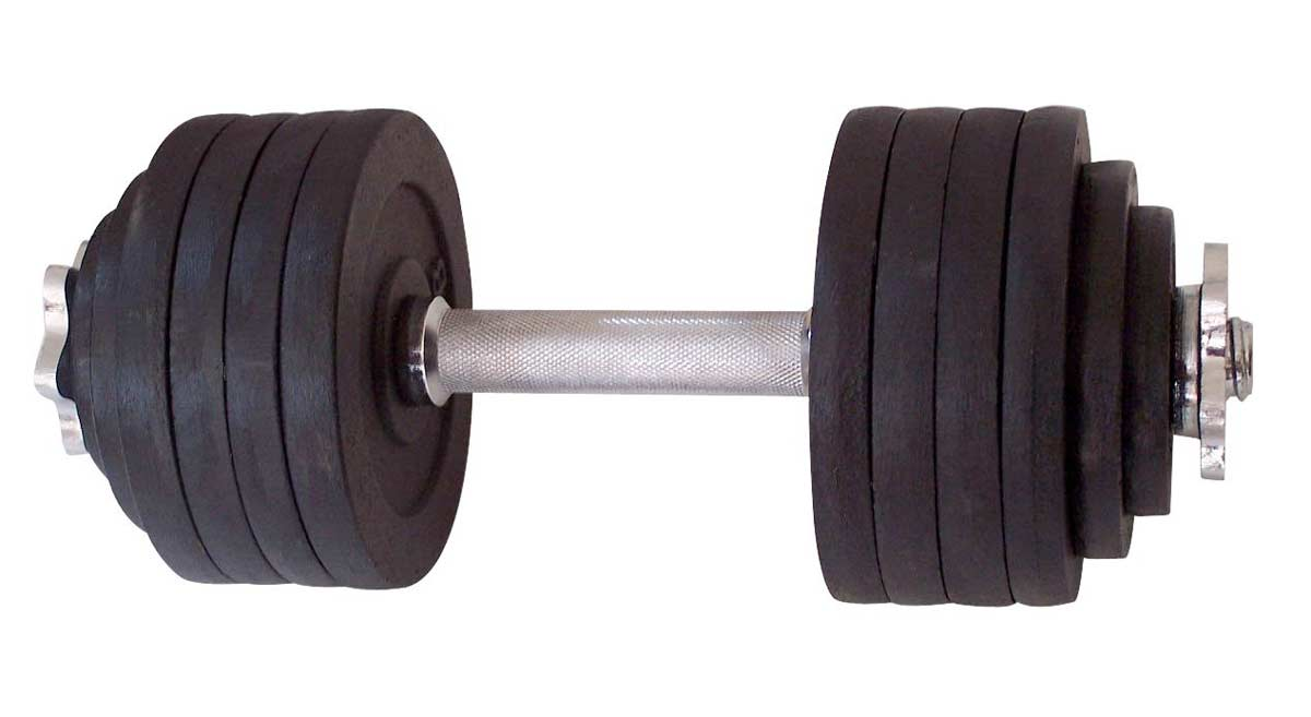 unipack adjustable dumbbells