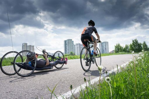 Upright Vs Recumbent Bicycles