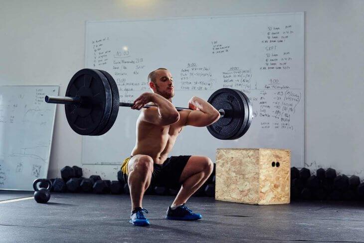 Weightlifting Clean