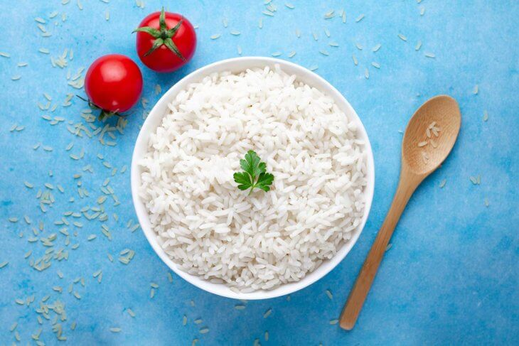 White Rice Meal