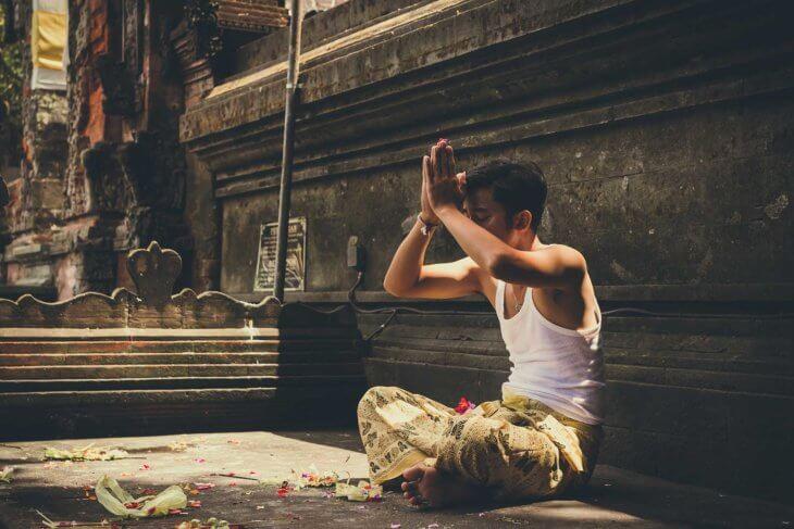 Yoga Religion Bali
